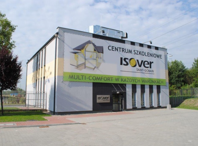 Oglądasz fotografię z artykułu: ISOVER - szkolenie on-line